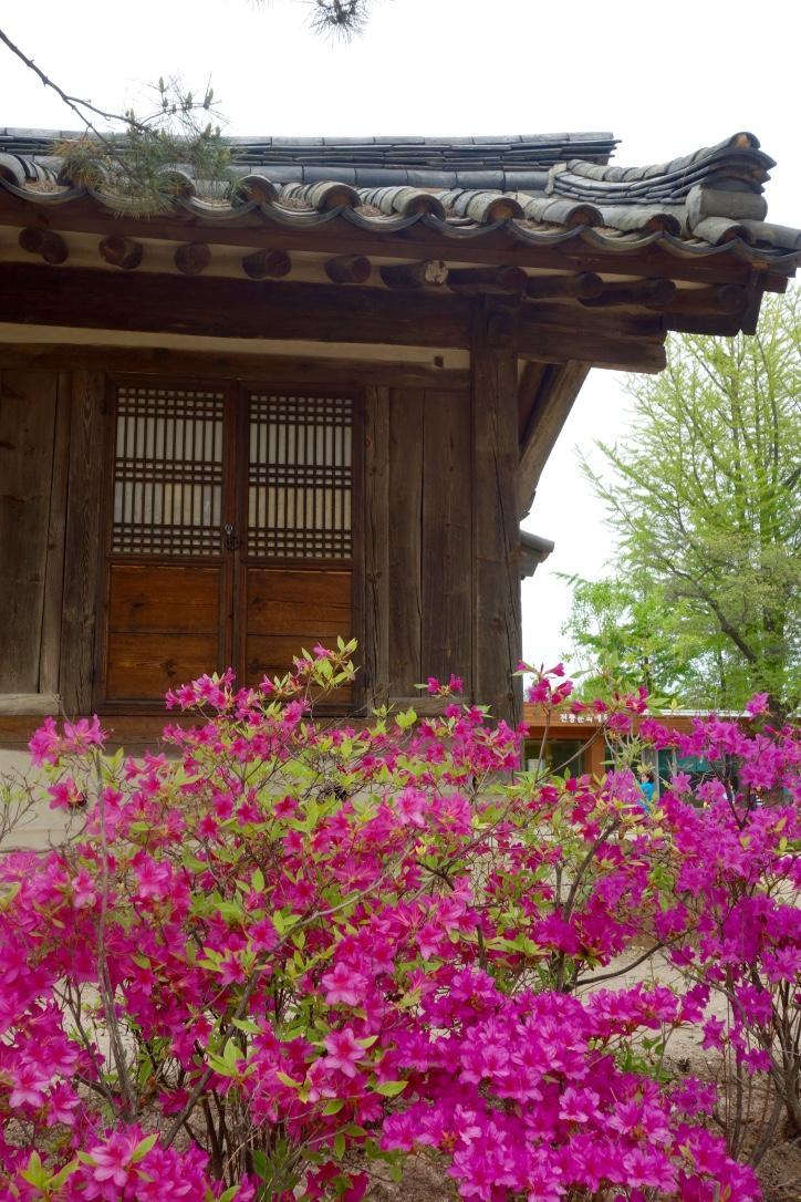 Palais de CHANGDEOK à Séoul