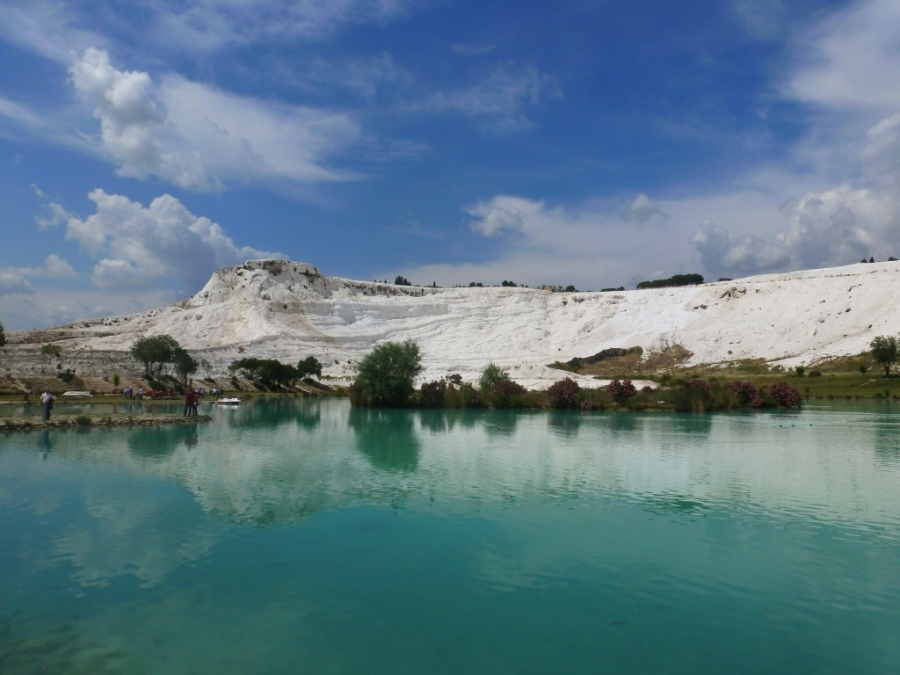 Voyage en Turquie : Pamukkale