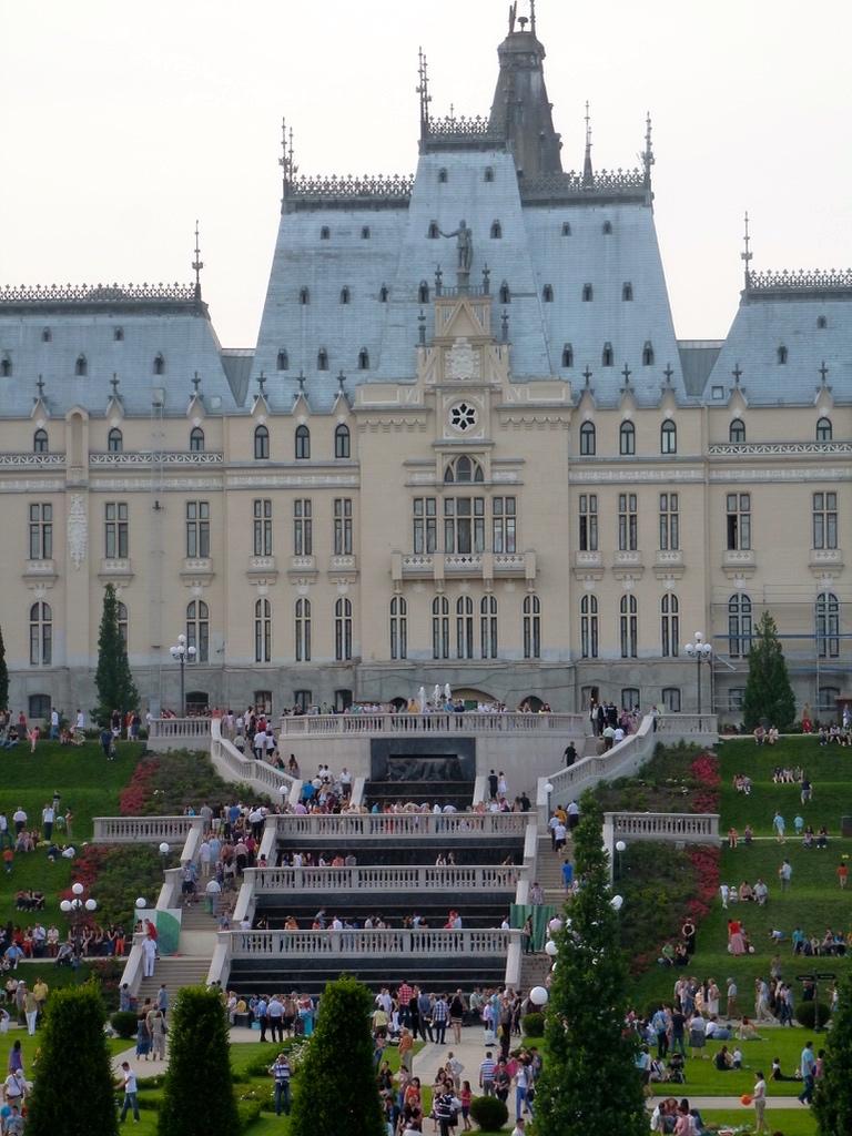 Erasmus en Roumanie à Iaşi