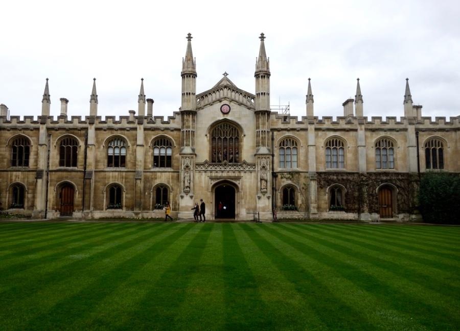 Une journée à Cambridge