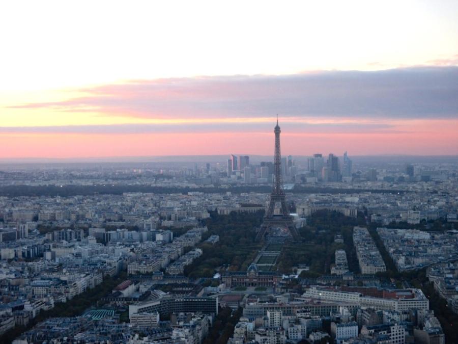 Quelques idées pour admirer Paris d'en haut