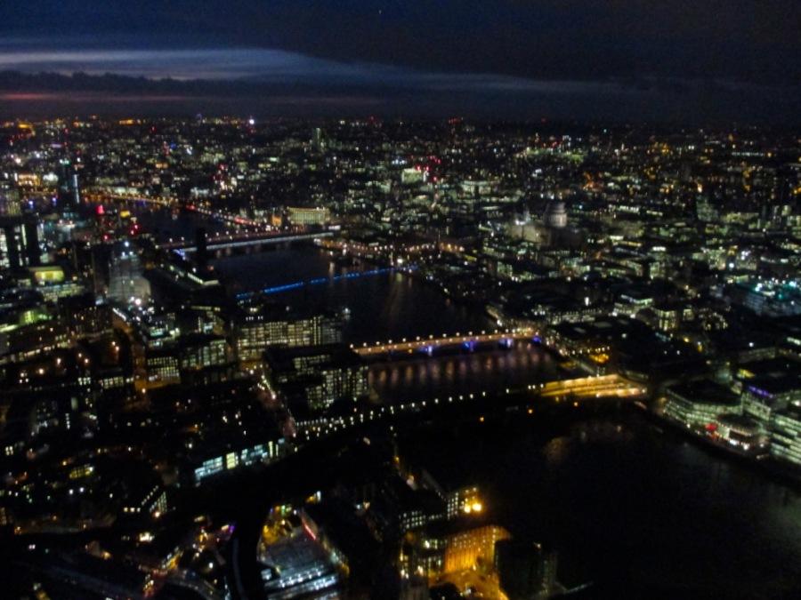 Deux endroits pour admirer Londres d'en haut