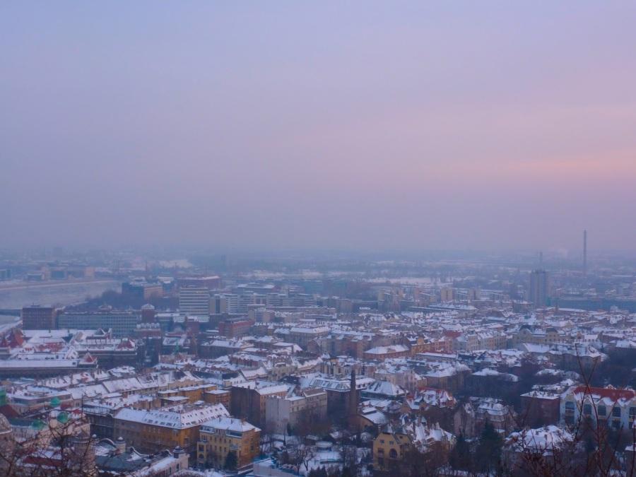 Visiter Budapest en février
