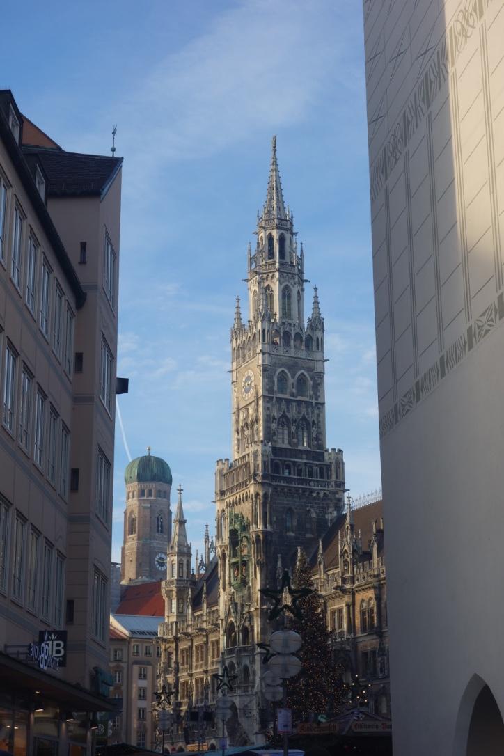 Deux jours à Munich
