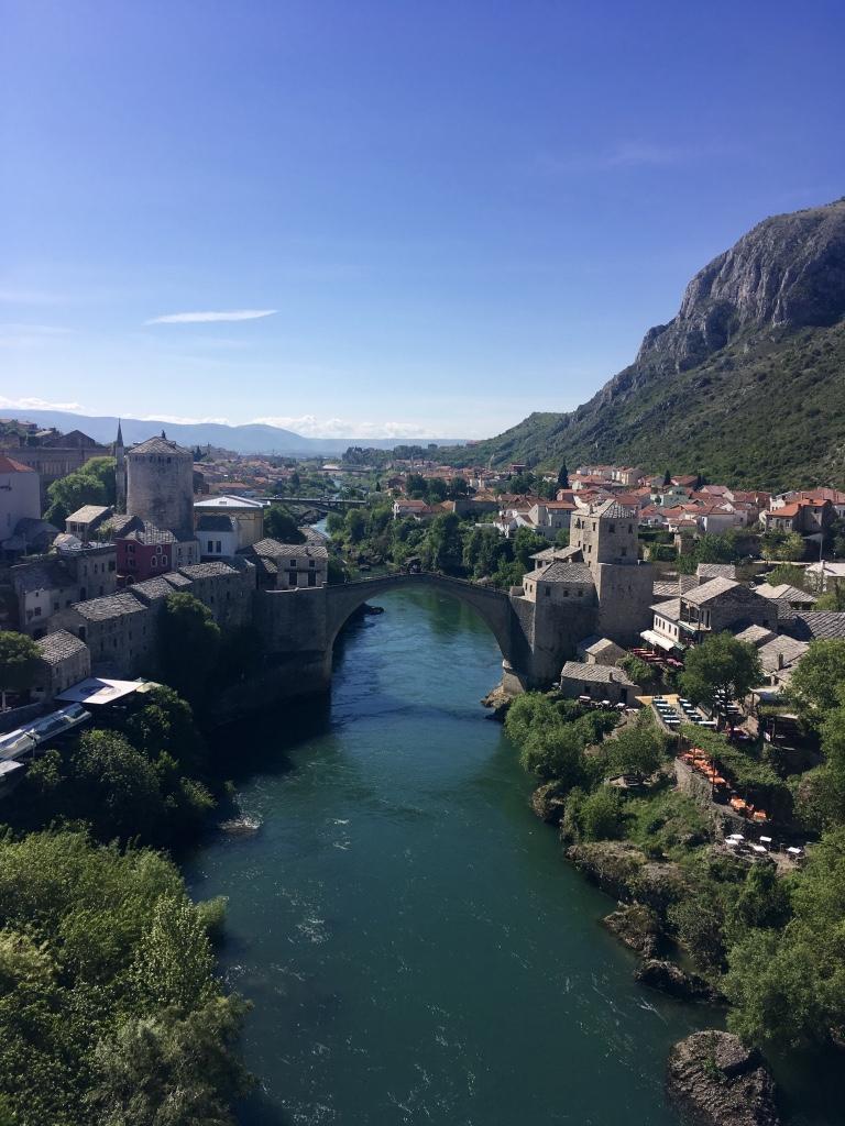 Visiter Mostar en Bosnie