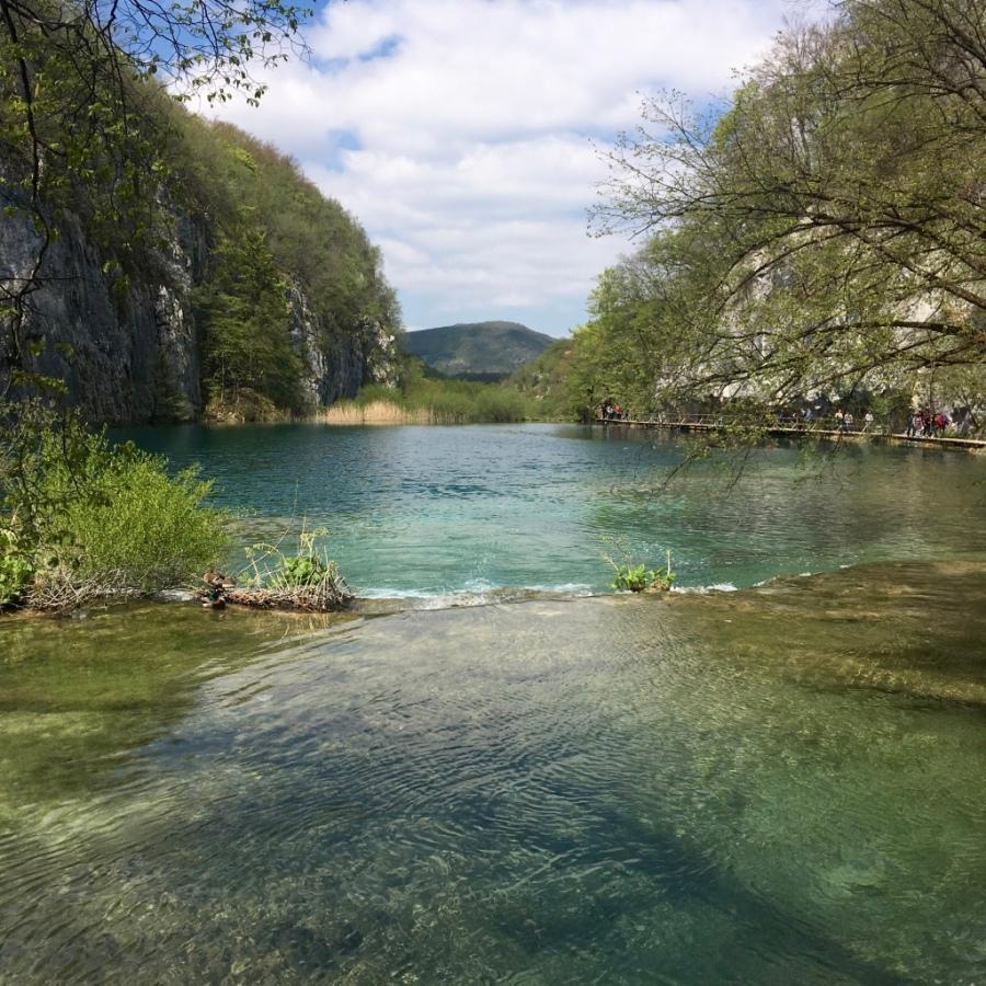 Les lacs de Plitvice
