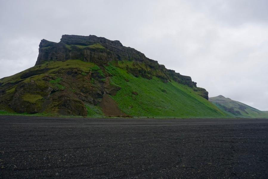 Les plages de sable noir islandaises