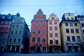 Deux jours à Stockholm en janvier