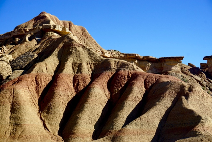 Une journée dans le désert des Bardenas