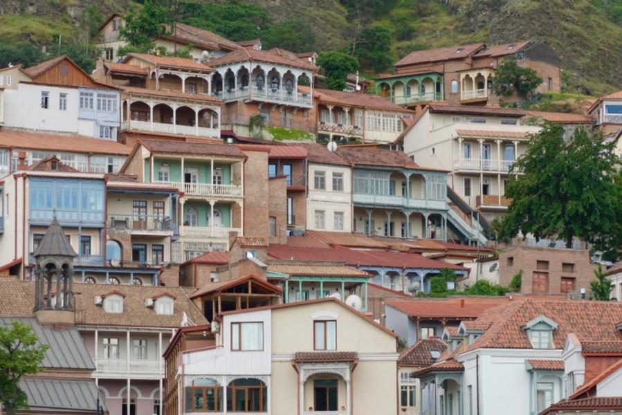Deux jours à Tbilissi