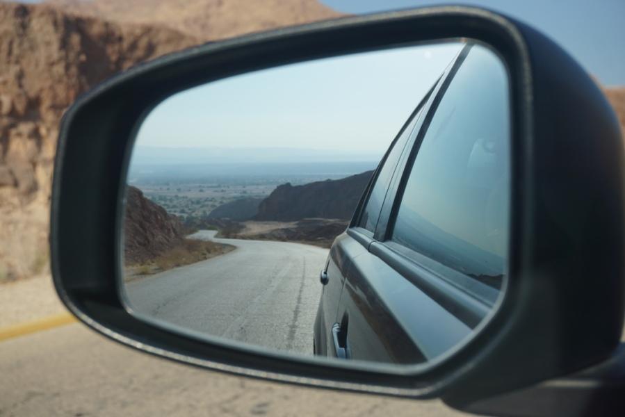 Conduire seule en Jordanie