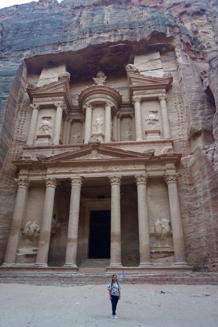 Voyager seule en Jordanie