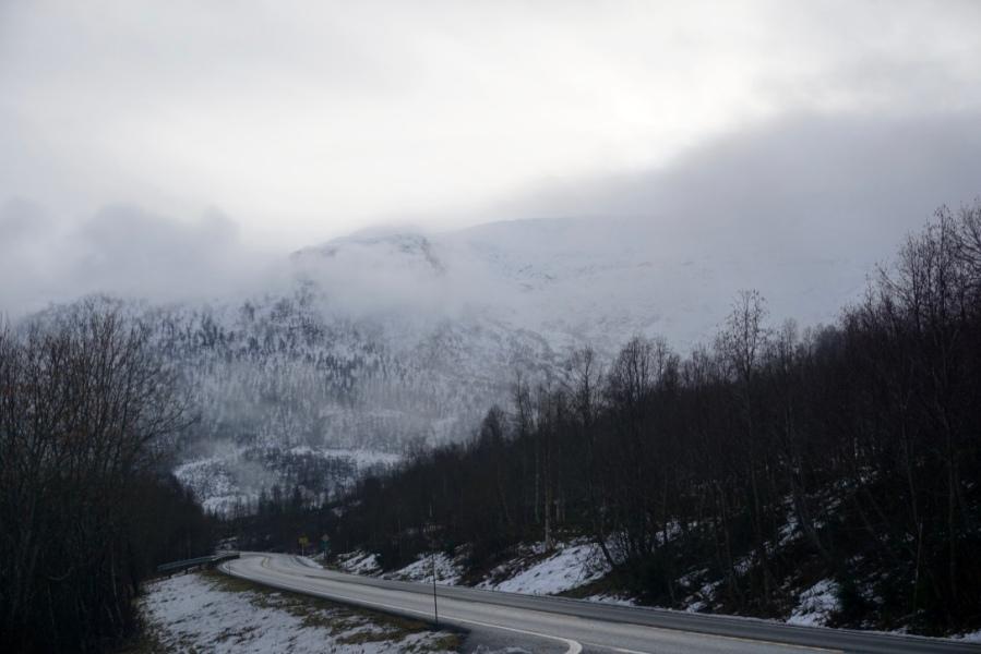 Conduire en Norvège