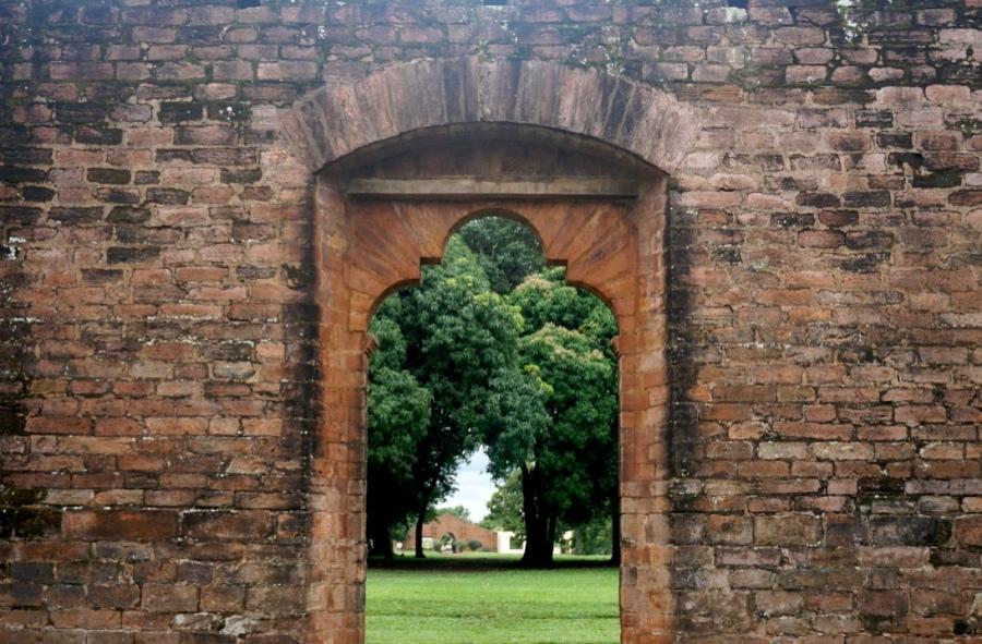 Les ruines jésuites du Paraguay