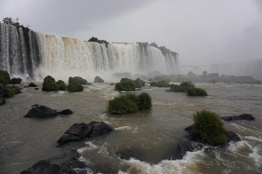 Aller aux chutes d'Iguaçu depuis le Paraguay
