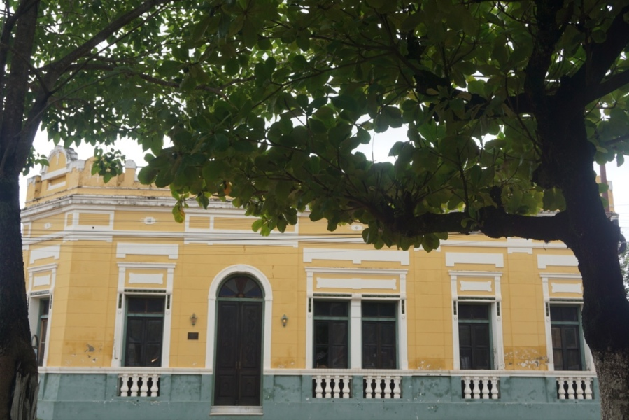 Visiter le Paraguay : Concepción