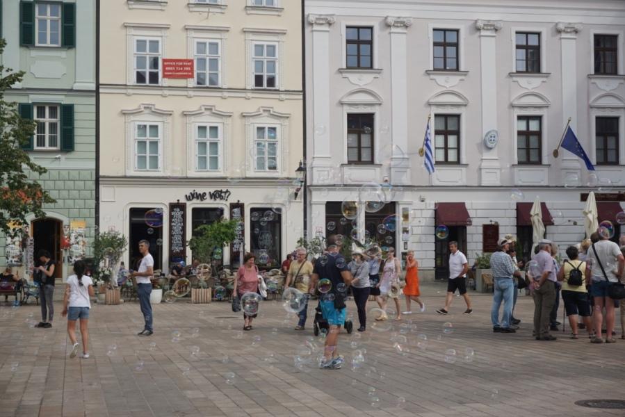 Voyage en Slovaquie : Bratislava