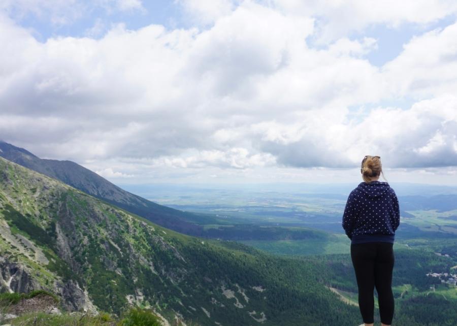 Voyager seule en Slovaquie