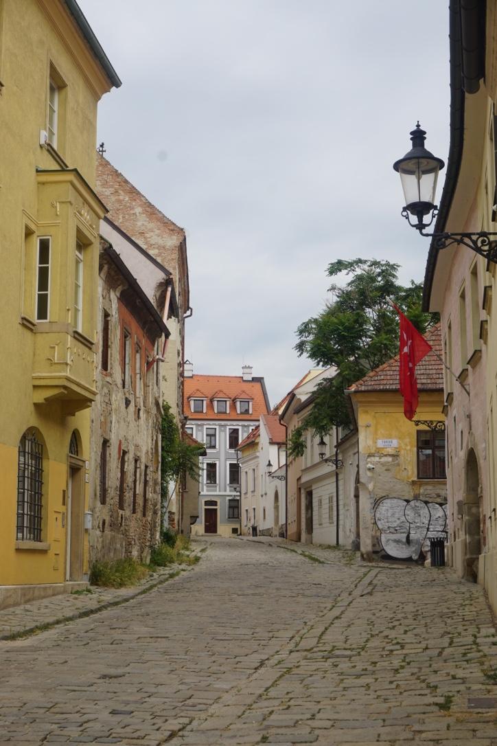 Voyager en Slovaquie : Bratislava