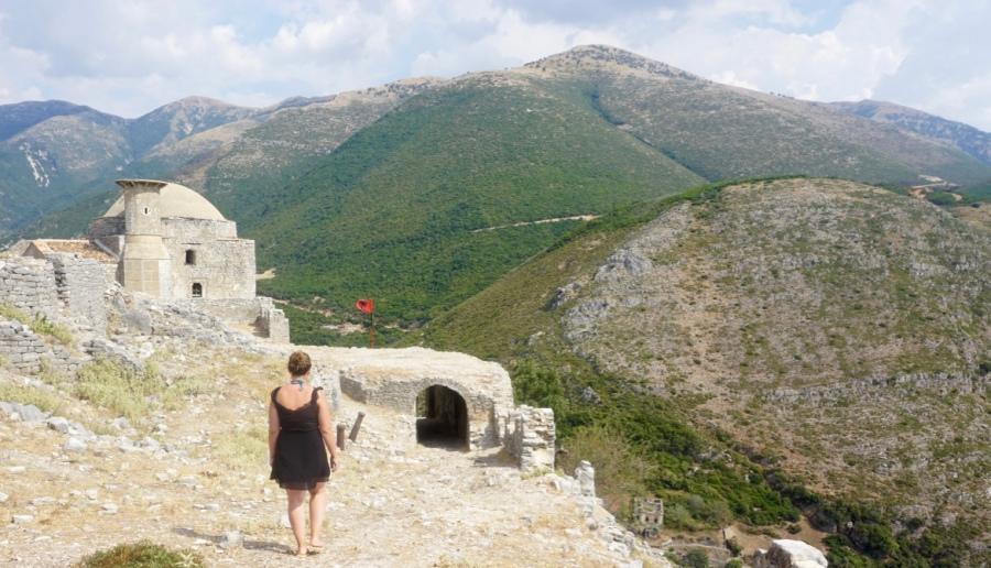 Voyager seule en Albanie
