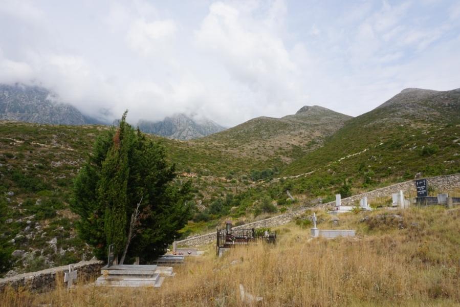 La riviera albanaise