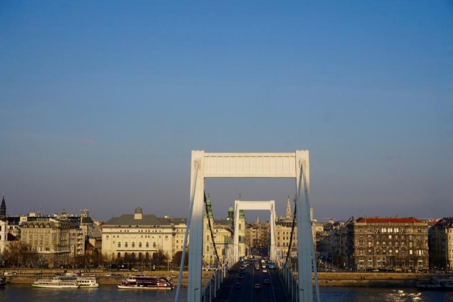 Visiter Budapest au cours d'un long weekend