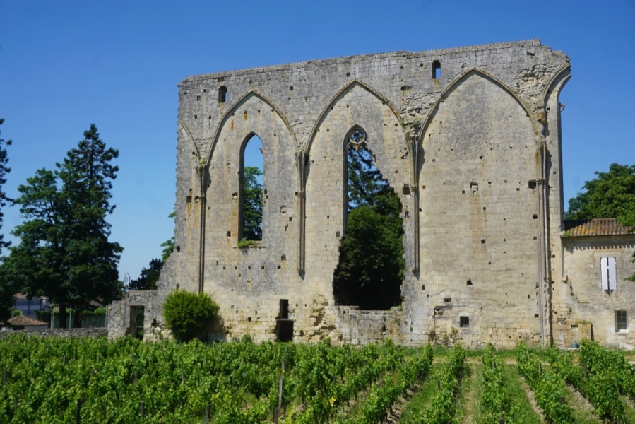 Balade à Saint-Emilion